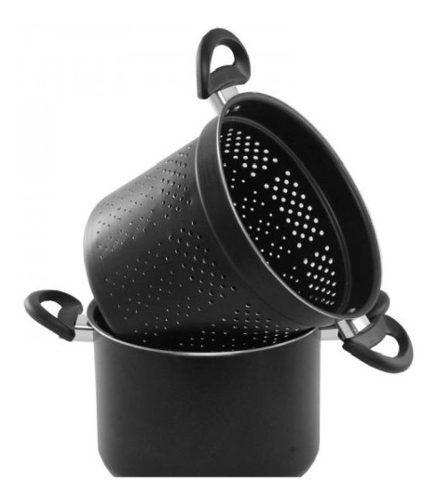 Espagueteira Criativa 20 Cm Antiaderente Nigro Modelo Novo