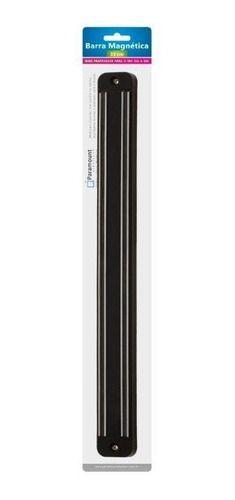 Barra Magnética 33 Cm Paramount Cepo Facas Cozinha Corte