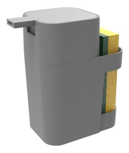 Dispenser De Pia - Porta Detergente E Esponja - Soprano