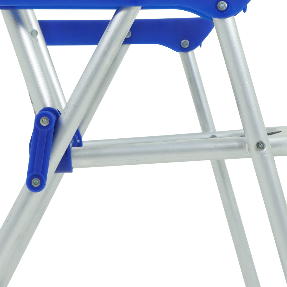 Kit 5 Cadeiras Infantil Menino Alumínio Praia Hot Wheels Atacado