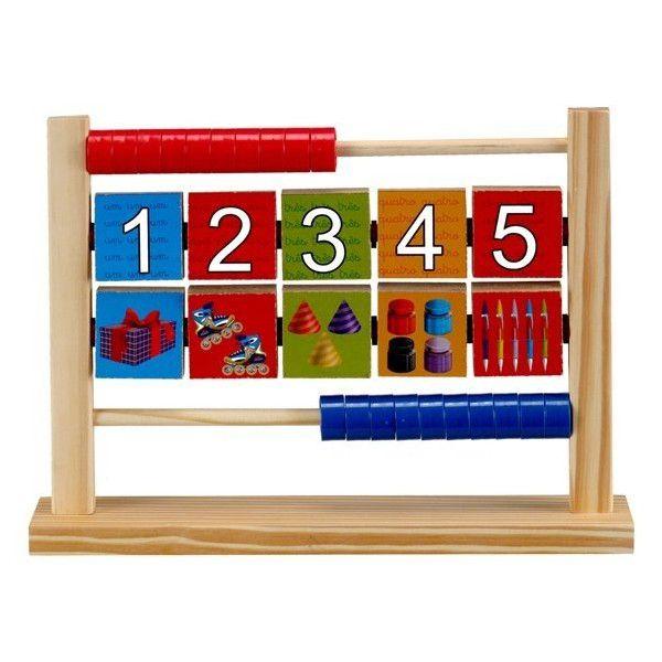 Brinquedo Educativo Conte e Associe