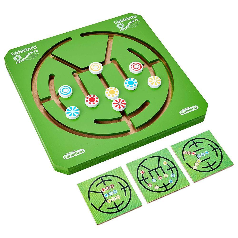 Brinquedo Educativo Labirinto Inteligente