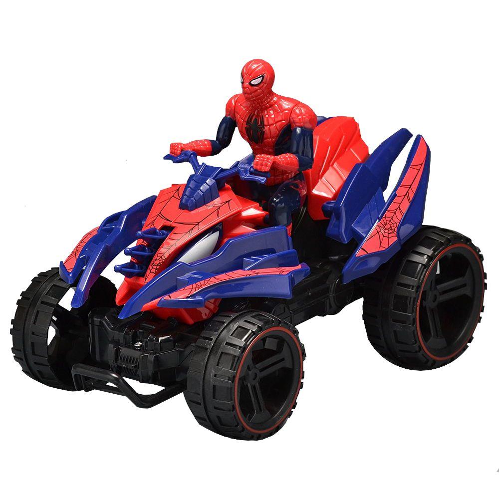 Brinquedos do Homem Aranha Carrinho de Fricção Toyng 29479