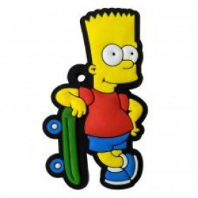 CHAVEIRO OS SIMPSONS | BART
