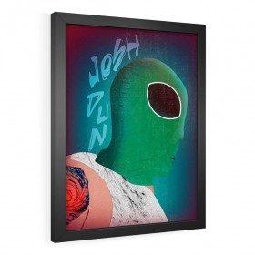 QUADRO DECORATIVO ALIEN DUN