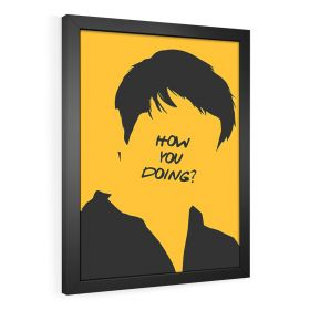 QUADRO DECORATIVO JOEY | FRIENDS
