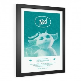 QUADRO DECORATIVO NED