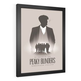 QUADRO DECORATIVO PEAKY BLINDERS