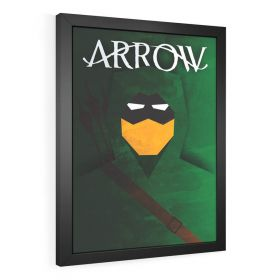 QUADRO DECORATIVO PÔSTER ARROW