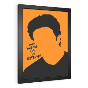 QUADRO DECORATIVO ROSS | FRIENDS