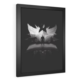 QUADRO DECORATIVO THE WITCHER