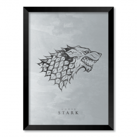 QUADRO HOUSE STARK | GAME OF THRONES