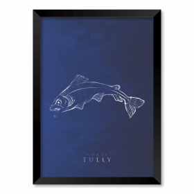 QUADRO HOUSE TULLY | GAME OF THRONES