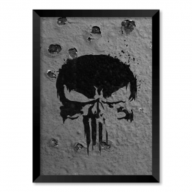QUADRO O JUSTICEIRO | THE PUNISHER