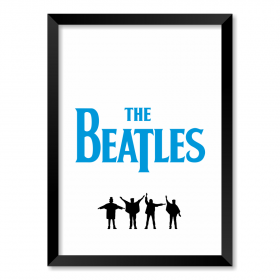 QUADRO THE BEATLES