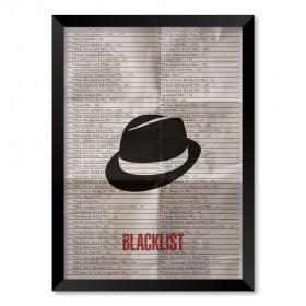 QUADRO THE BLACKLIST