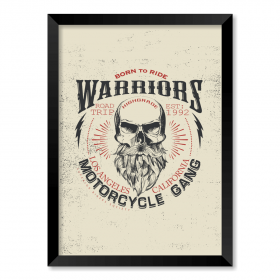 QUADRO WARRIORS MOTORCYCLE GANG