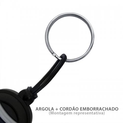 CHAVEIRO CAPITÃO AMÉRICA  - Pôster no Quadro