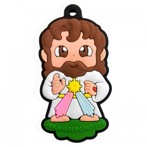 CHAVEIRO JESUS MISERICORDIOSO  - Pôster no Quadro
