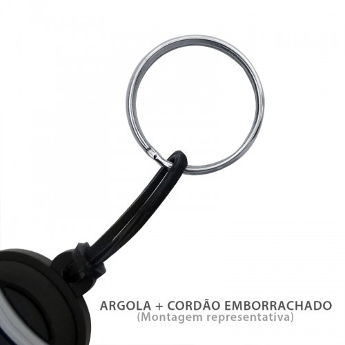 CHAVEIRO OS SIMPSONS | HOMER  - Pôster no Quadro