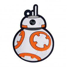 CHAVEIRO STAR WARS BB-8  - Pôster no Quadro