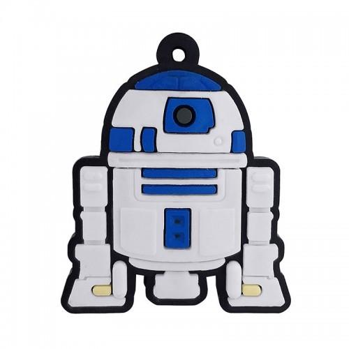 CHAVEIRO STAR WARS | R2-D2  - Pôster no Quadro