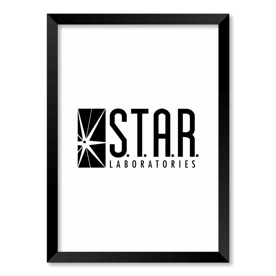 QUADRO STAR LABS  - Pôster no Quadro
