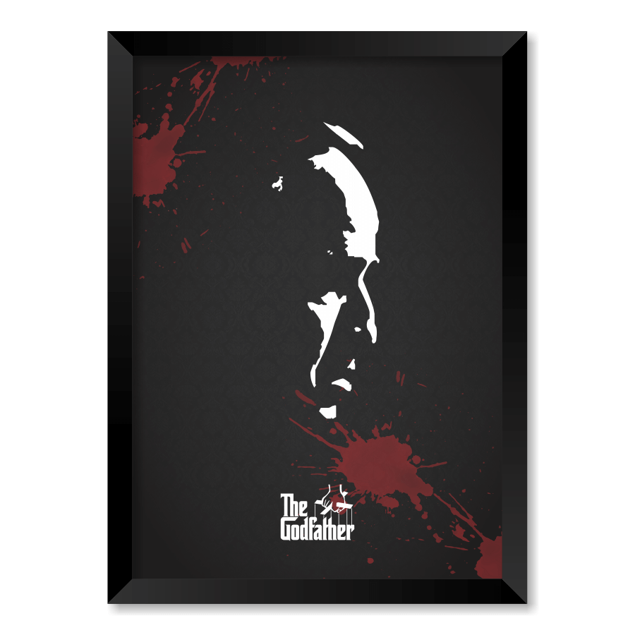 QUADRO THE GODFATHER