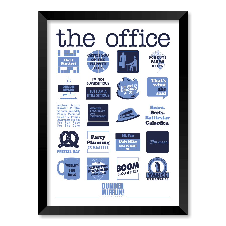 QUADRO THE OFFICE