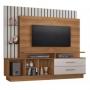 Estante Home para TV até 65 Polegadas Fascínio JCM Móveis Noronha Off White