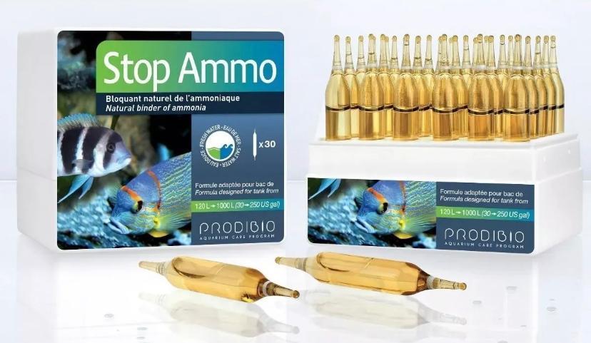 Ampola Stop Ammo - Prodibio 1unid