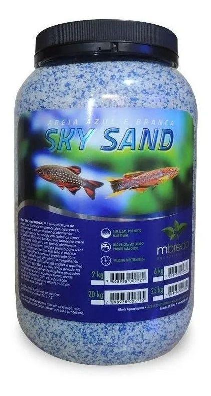 Areia Sky Sand 6Kg