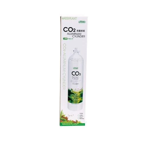 Cilindro de CO2 em Alumínio 0,5L Ista