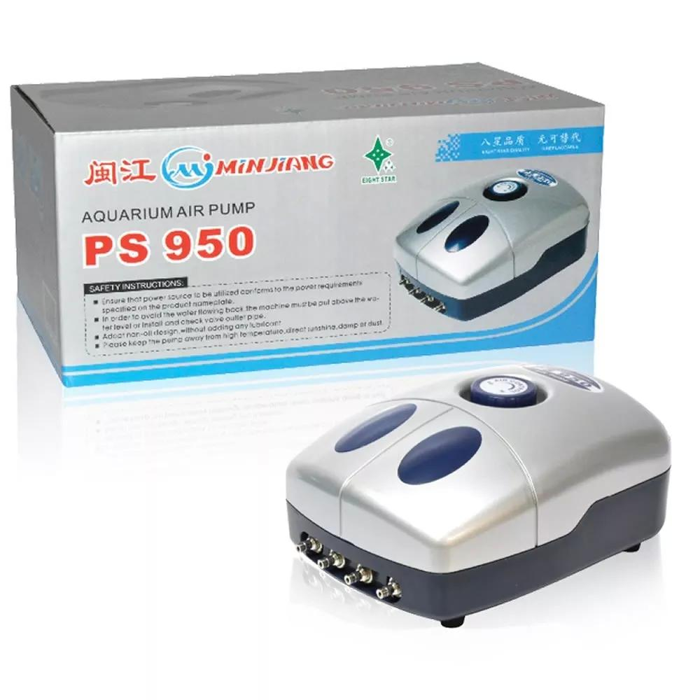 COMPRESSOR PS-950 1000L/H 10W 4 SAIDAS 127V
