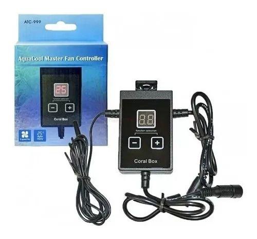 Controlador De Temperatura Coral Box Aquacoll Master Atc999