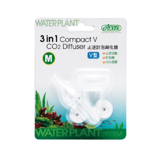 Difusor Contabolhas CO2 Anti Retorno M Ista