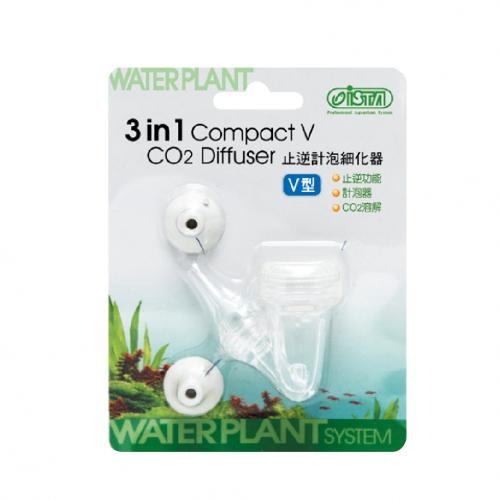 Difusor Contabolhas CO2 Anti Retorno P Ista