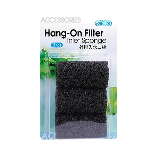 Esponja Pré-filtro G (3 uni) Ista