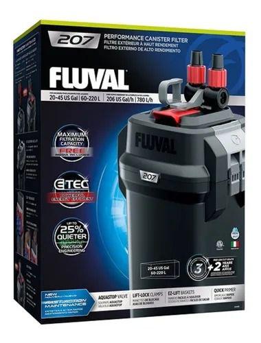 F207 CANISTER FLUVAL 780LH 127V