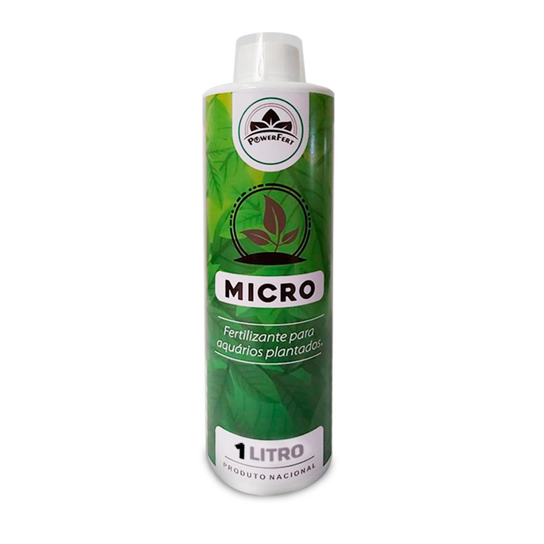 Fertilizante Liquido para Plantas MICRO