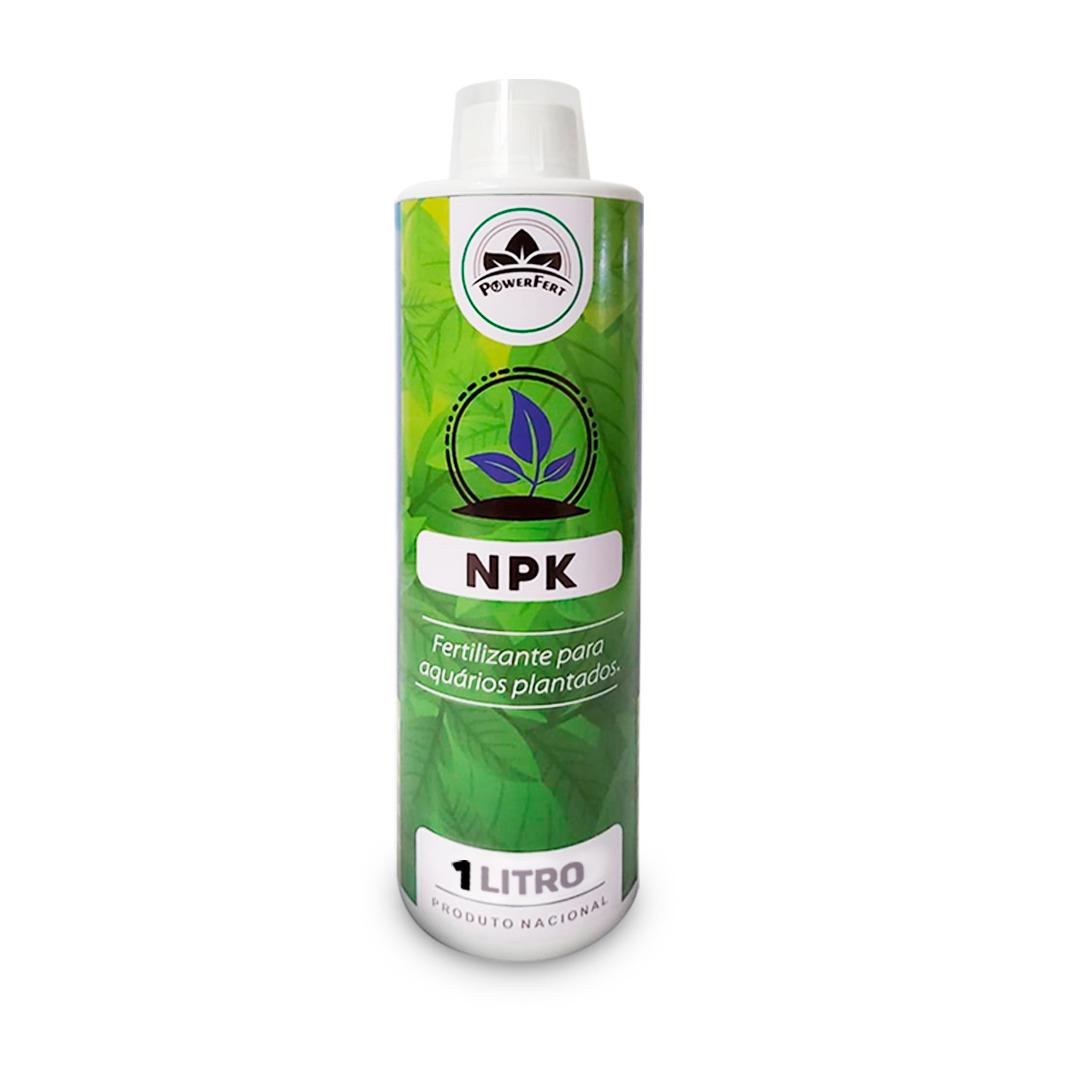 Fertilizante Liquido para Plantas NPK