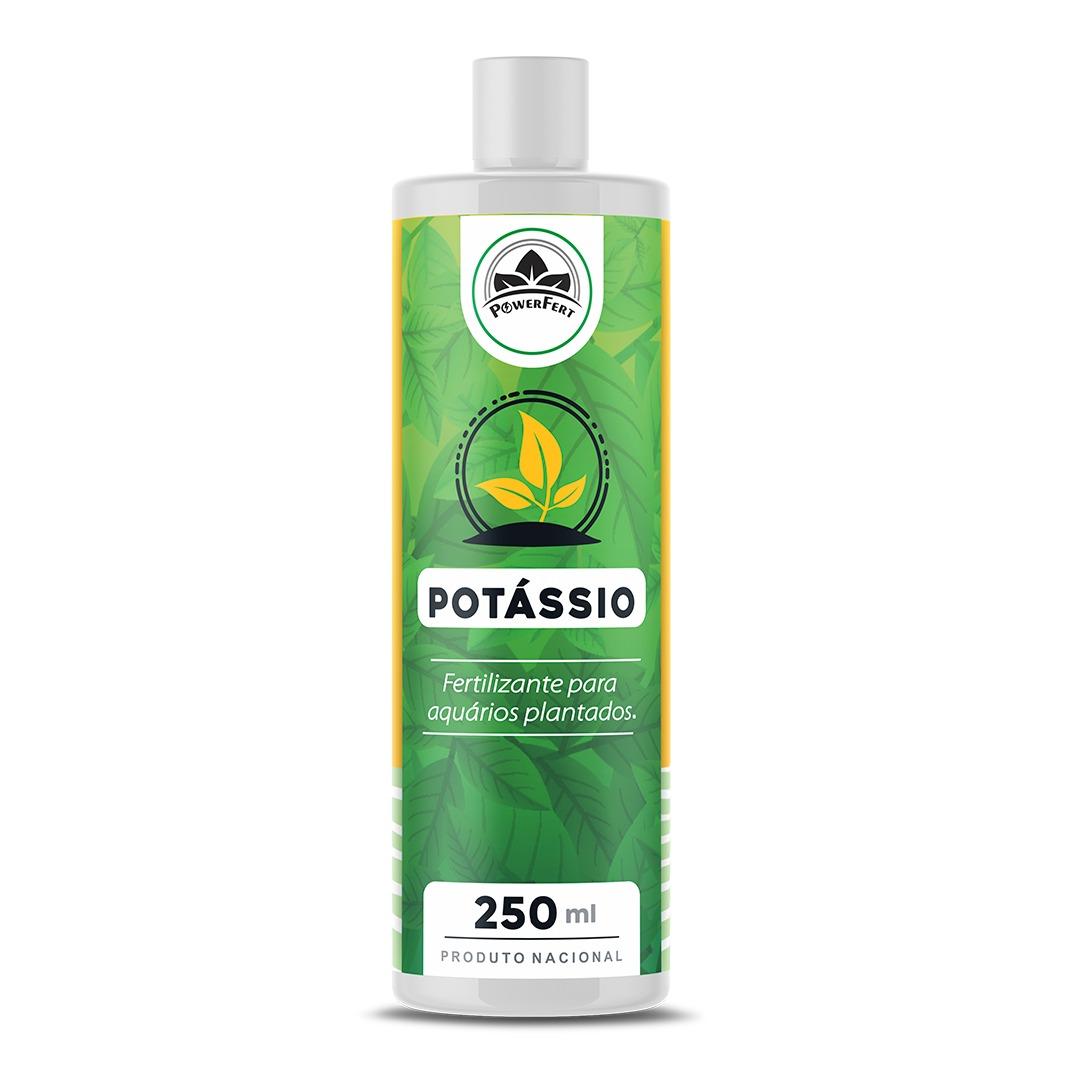 Fertilizante Liquido para Plantas POTÁSSIO