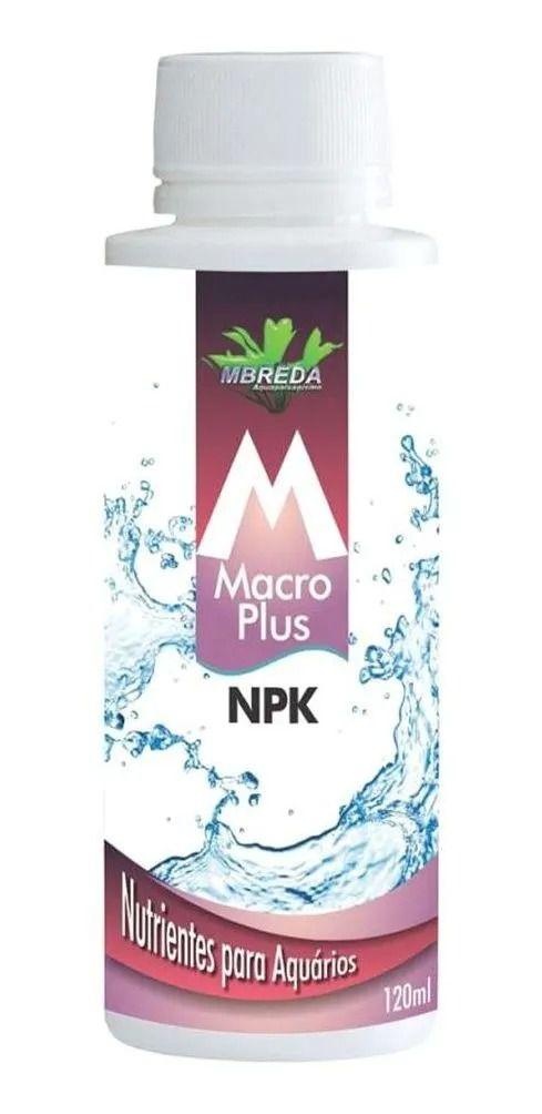 Fertilizante Líquido MacroPlus NPK MBreda