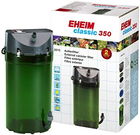 Filtro Canister Classic 350 620lh Eheim