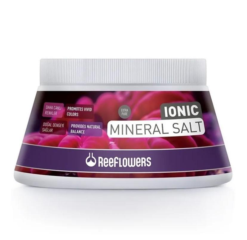 Ionic Mineral Salt - D Reeflowers