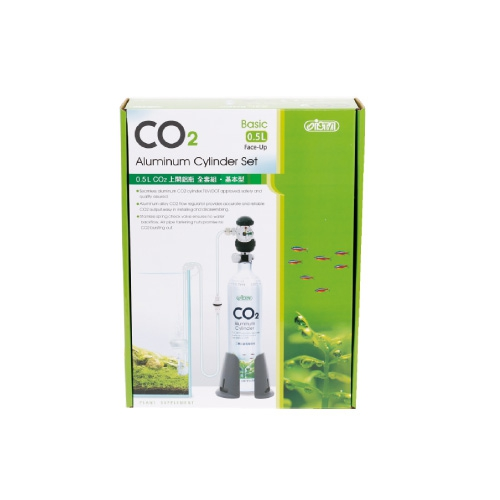 Kit Completo CO2 0,5L Ista
