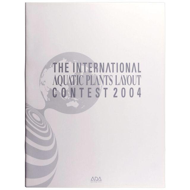 Livro The International Aquatic Plants Layout Contest Book 2004