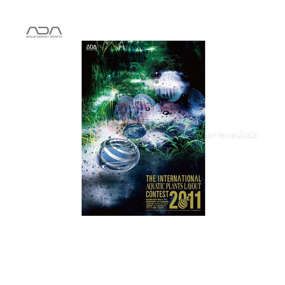 Livro The International Aquatic Plants Layout Contest Book 2011