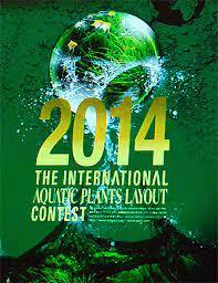 Livro The International Aquatic Plants Layout Contest Book 2014