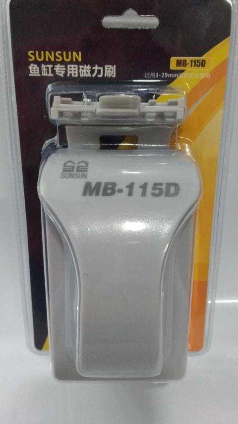 MB-115D LIMPADOR MAGNETICO C/LAMINA GRANDE